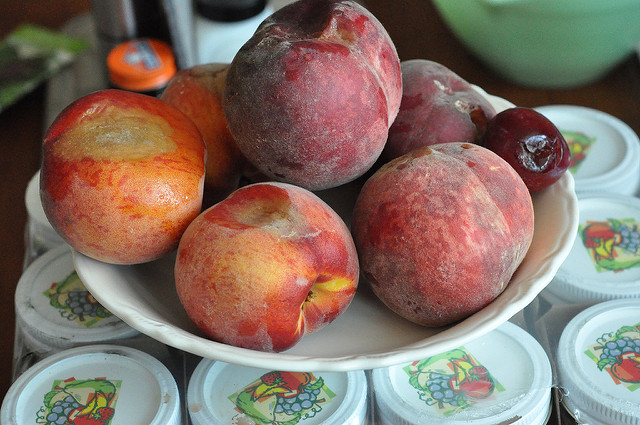 bruised fruit