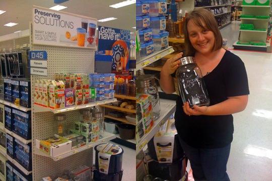 jars as target