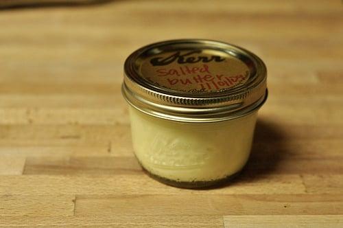 1/2 pint salted butter