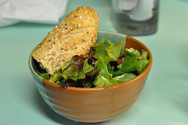 all-local salad