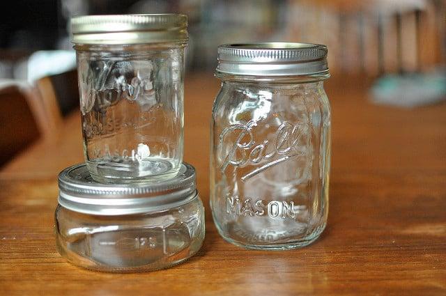 returned jars