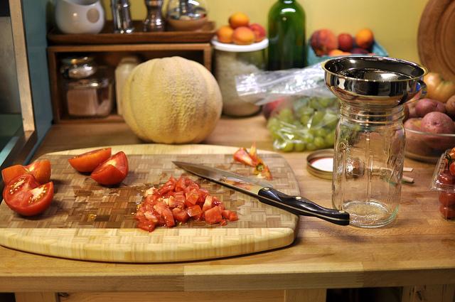 salsa prep