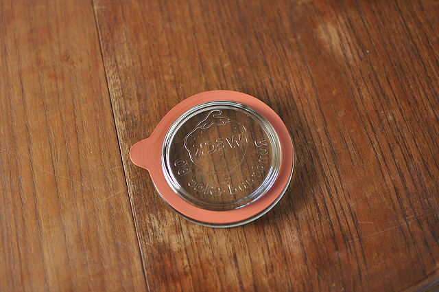 weck lid and ring
