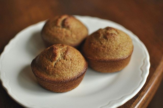 lemon buttermilk muffins