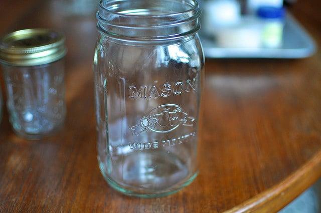 Penley Mason jar