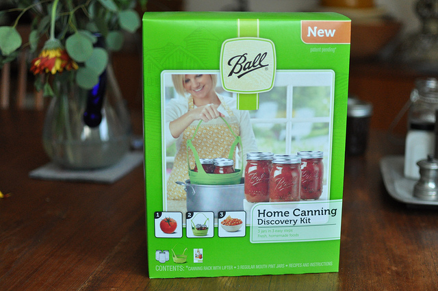 Canning Discovery Kit