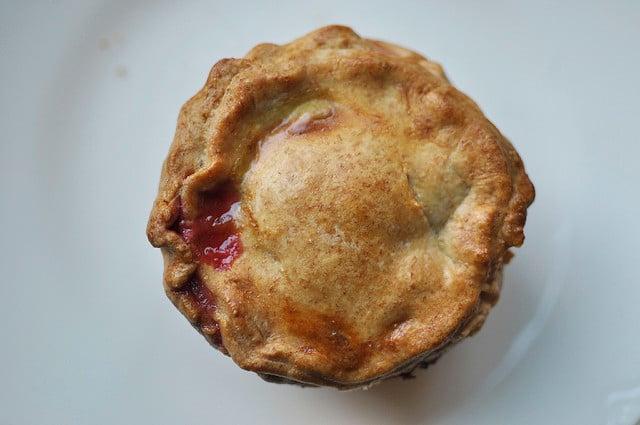 tiny cherry pie