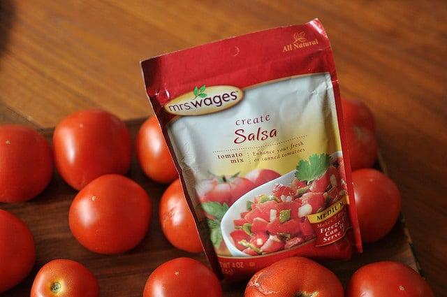 Mrs. Wages Salsa Mix