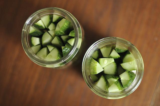 two full jars