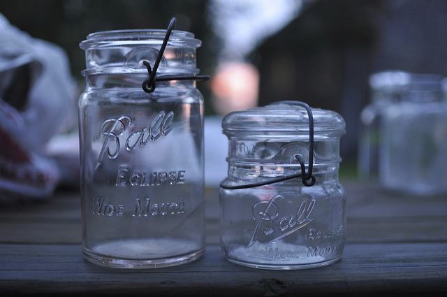 bailing wire jars