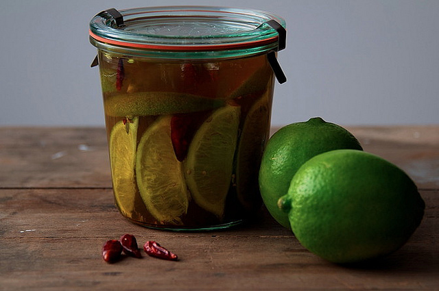 Lime Pickles 3