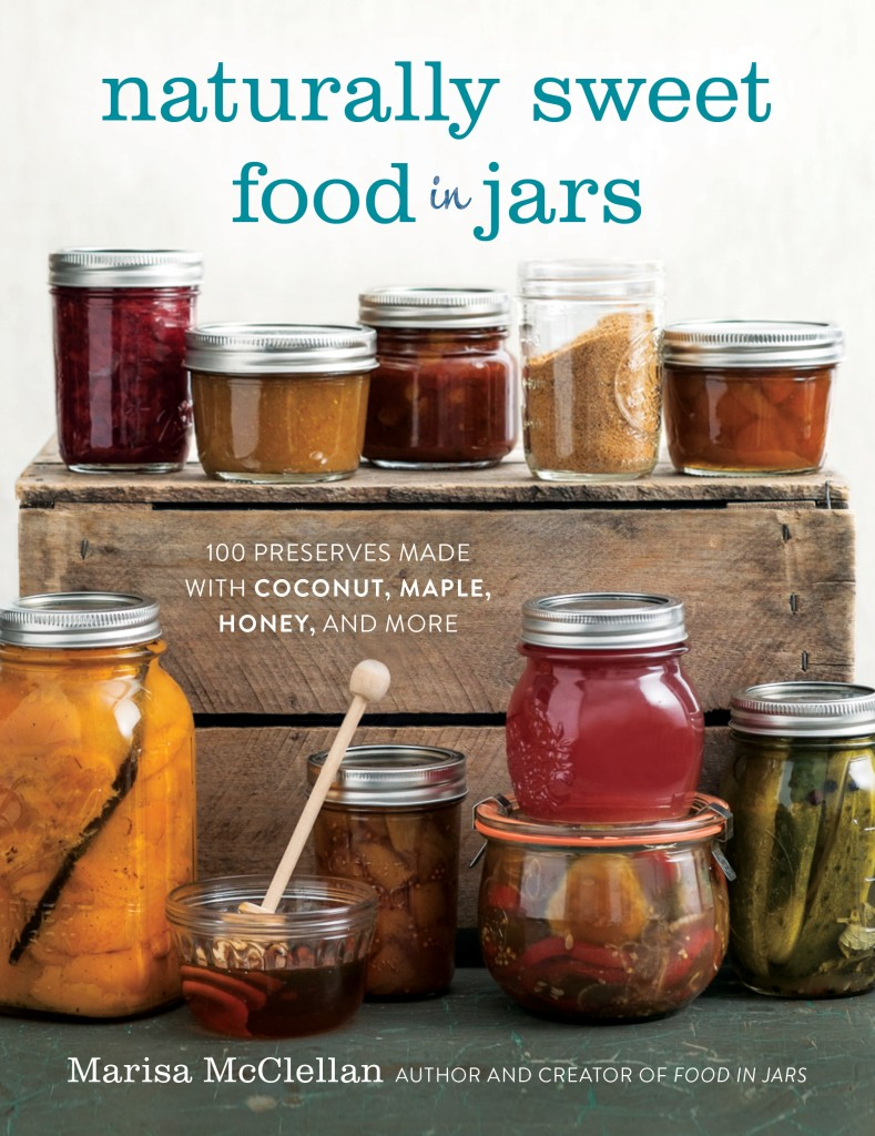 Naturally Sweet Food in Jars high