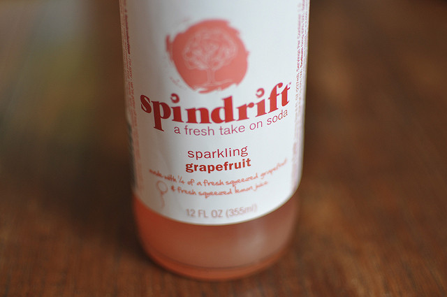 Spindrift soda