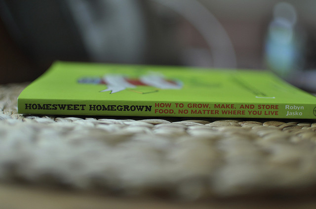 Home Sweet Homegrown spine