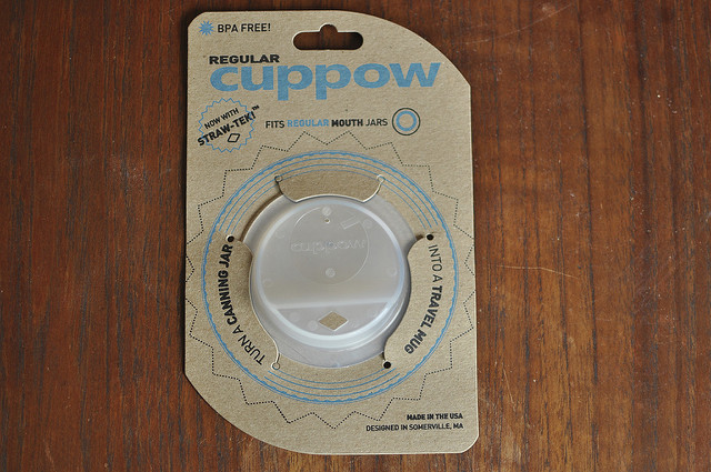 packaged regular mouth Cuppow