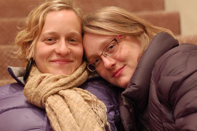 Raina and Marisa