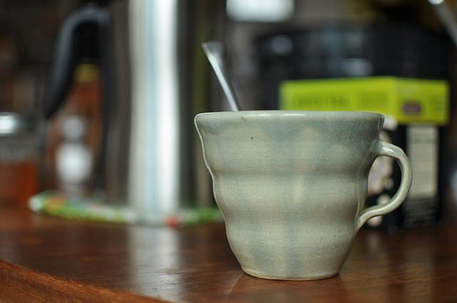apple mint green tea