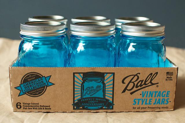 Ball Heritage Jars