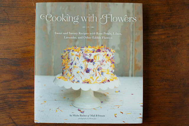 Cooking with Flowers cover