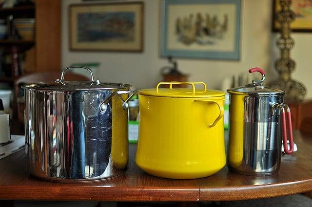 canning pots