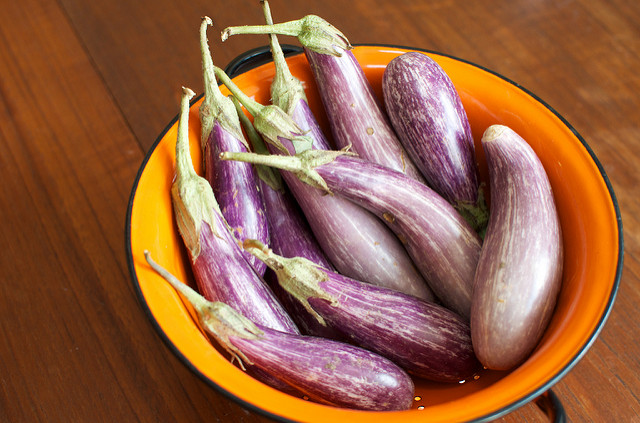 fairytale eggplants