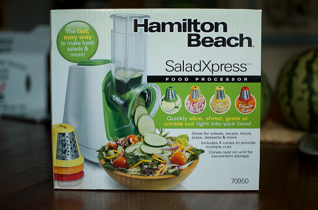 Hamilton Beach SaladXpress