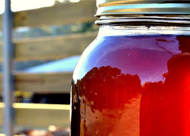 Homemade Honey from The Honey Man