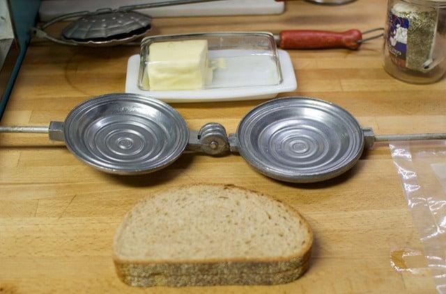 sandwich prep
