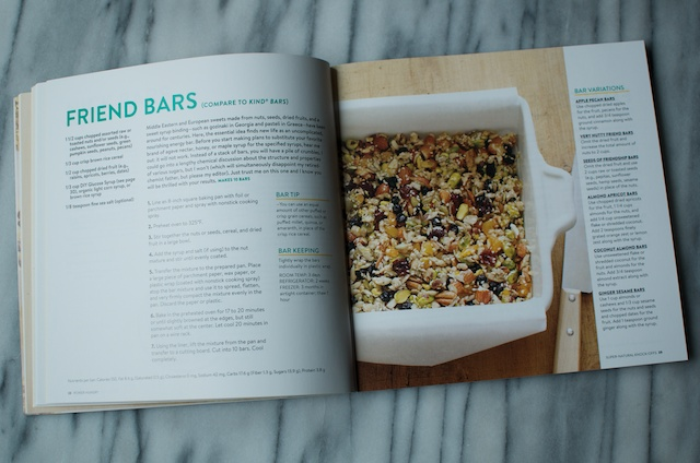 Power Hungry Friend Bars - Food in Jars