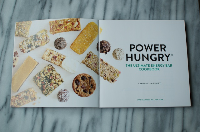 Power Hungry title spread - Food in Jars