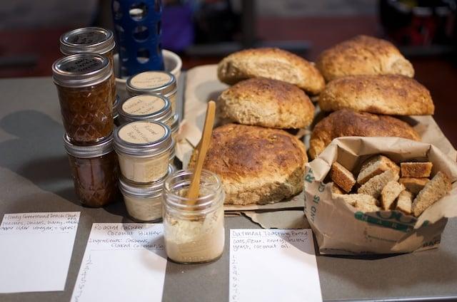 food swap goodies - Food in Jars
