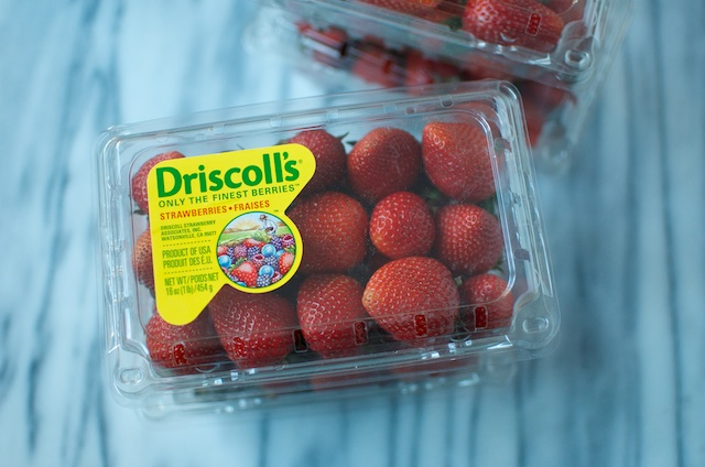 driscolls strawberries
