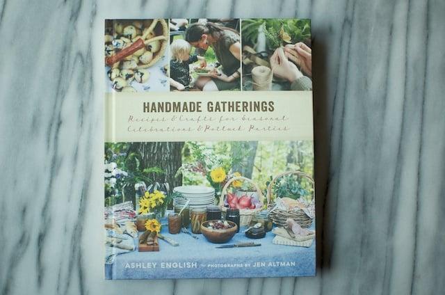 handmade gatherings cover