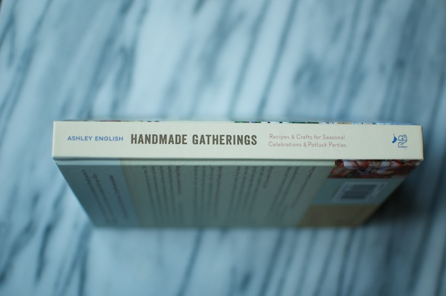 handmade gatherings spine