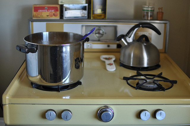 Awe Inspiring Canning 101 Can You Safely Can On A Glass Top Stove Food Download Free Architecture Designs Itiscsunscenecom