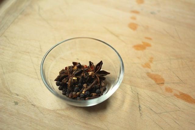 plum spices