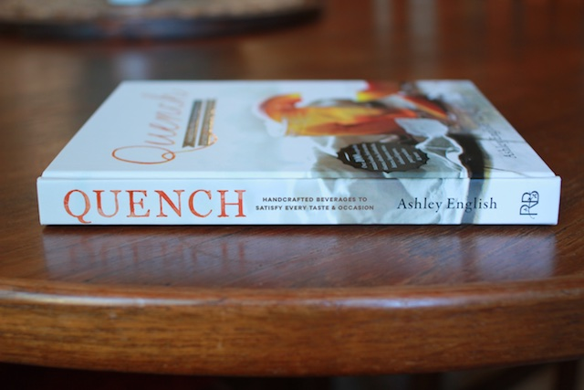 Quench spine