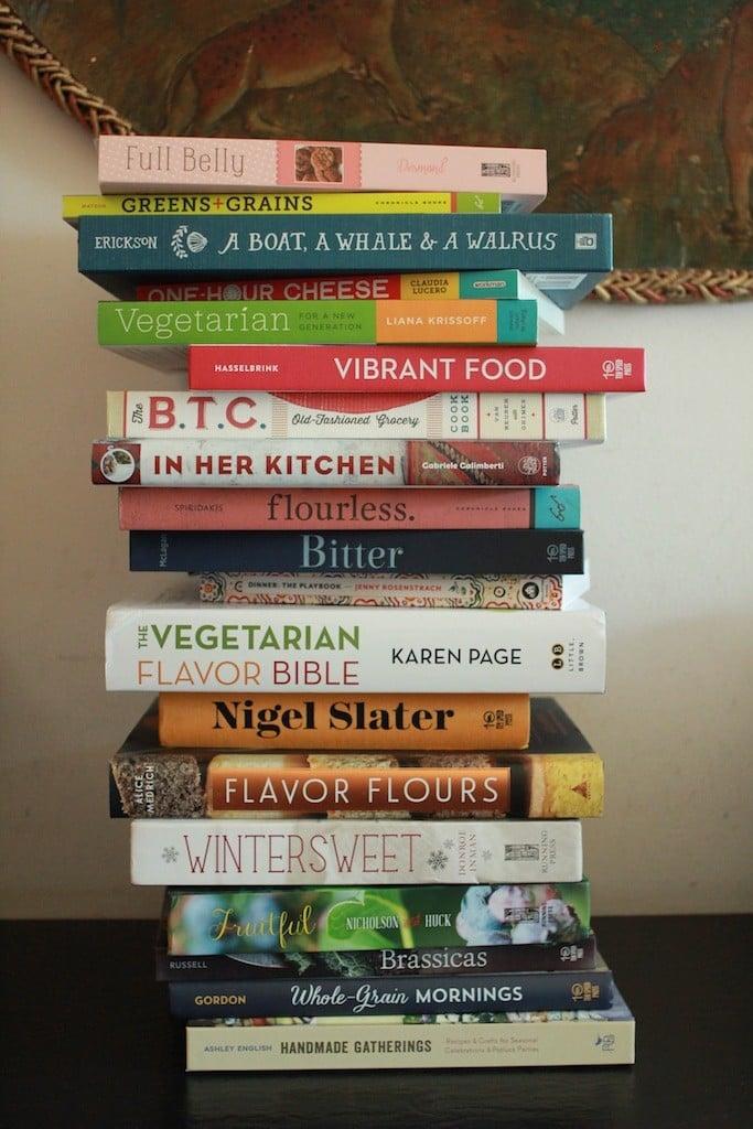 Favorite 2014 Cookbooks | Food in Jars