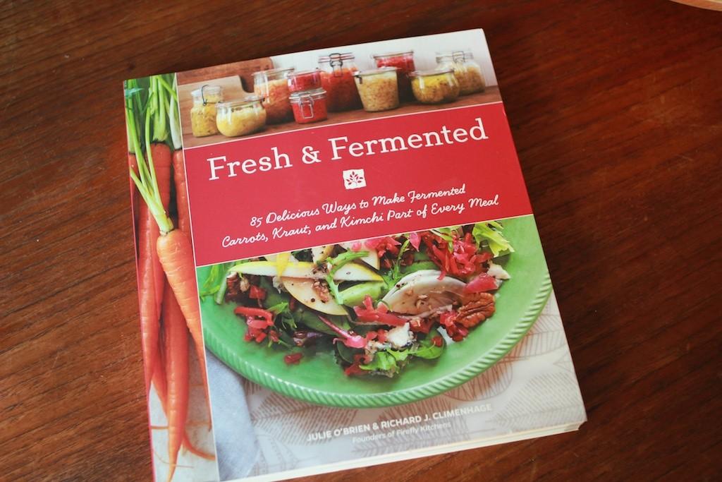 Fresh & Fermented cover | Food in Jars