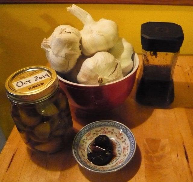 garlic in different states