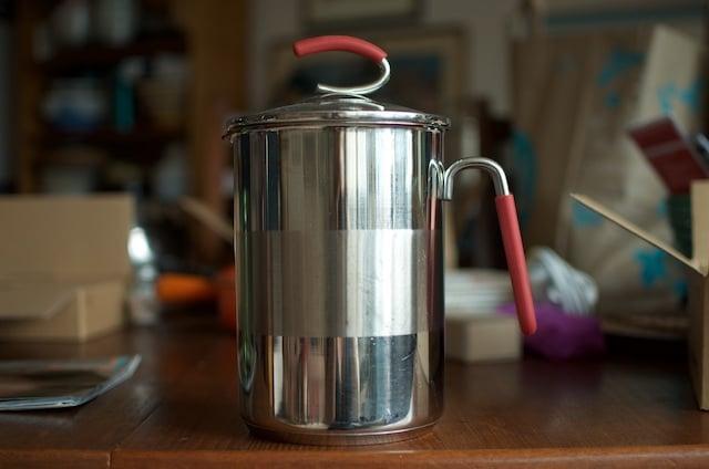 4th burner pot