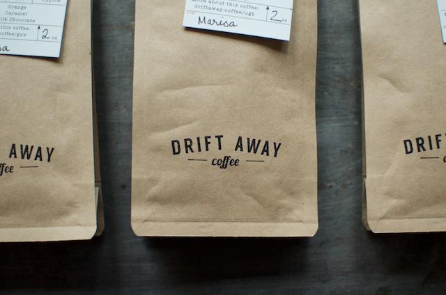 Drift Away Coffee