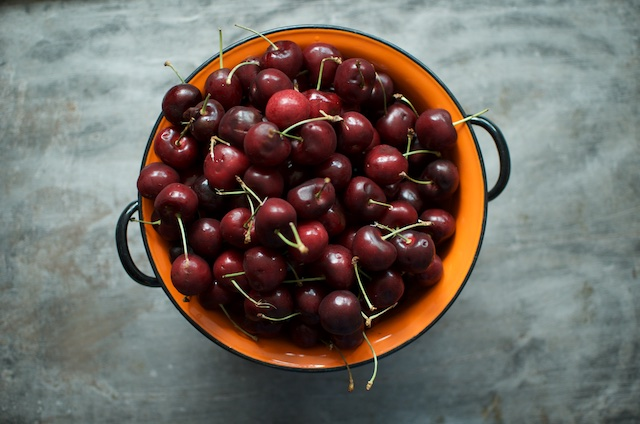 cherries for chutney