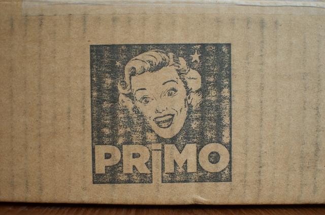 Primo stamp