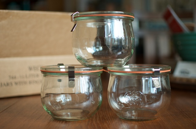 empty week jars