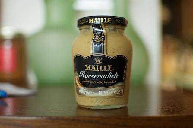 maile horseradish mustard