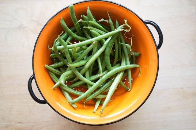12 ounces green beans
