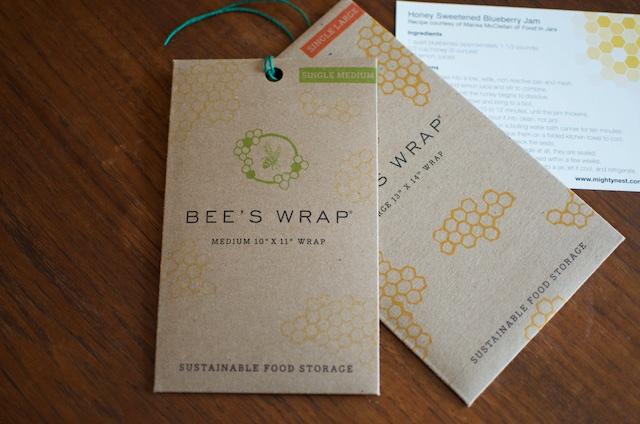 Bee's Wrap pair