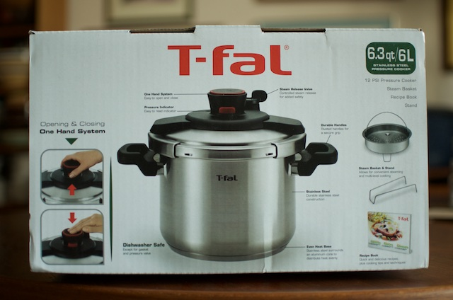 Giveaway T Fal Clipso Pressure Cooker Food In Jars