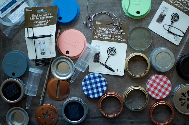mason jar lifestyle gear